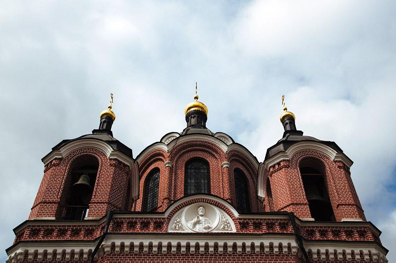 Храм иконы Божьей Матери «Знамение» в Ховрино