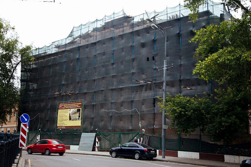 Новое здание для Московской городской думы