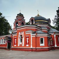 Храм в Бусиново