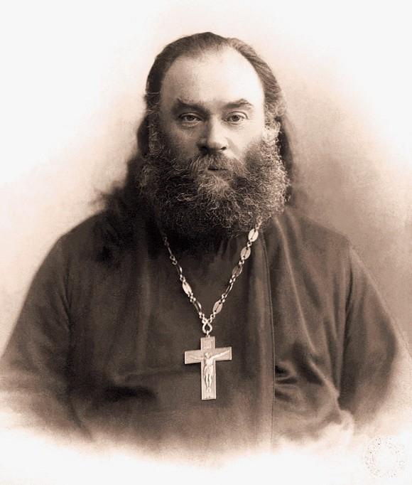 протоиерей Алексей Будрин