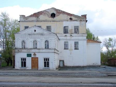 Свято-Троицкий собор в советское время
